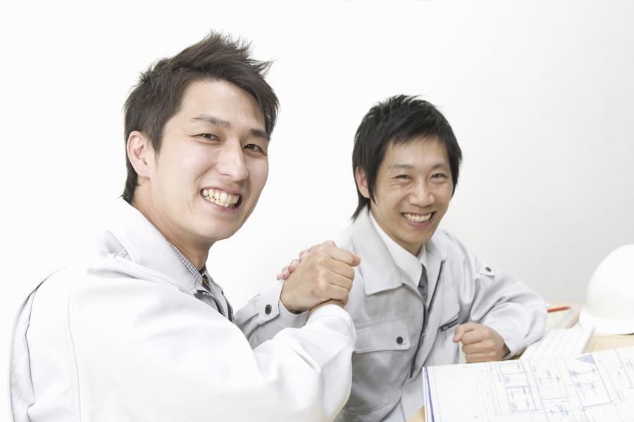 日本を支えるコンベアの</br>組立を職業にしませんか?